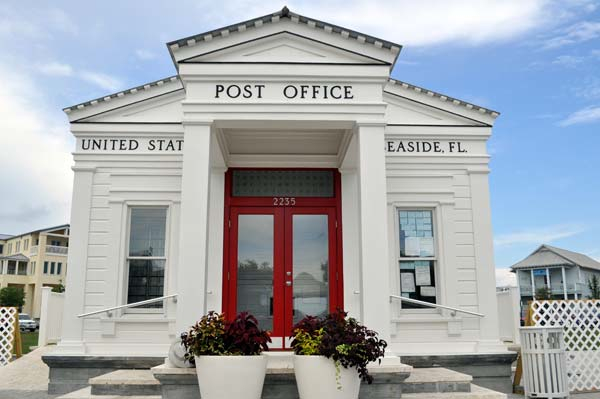 The Seaside Post Office