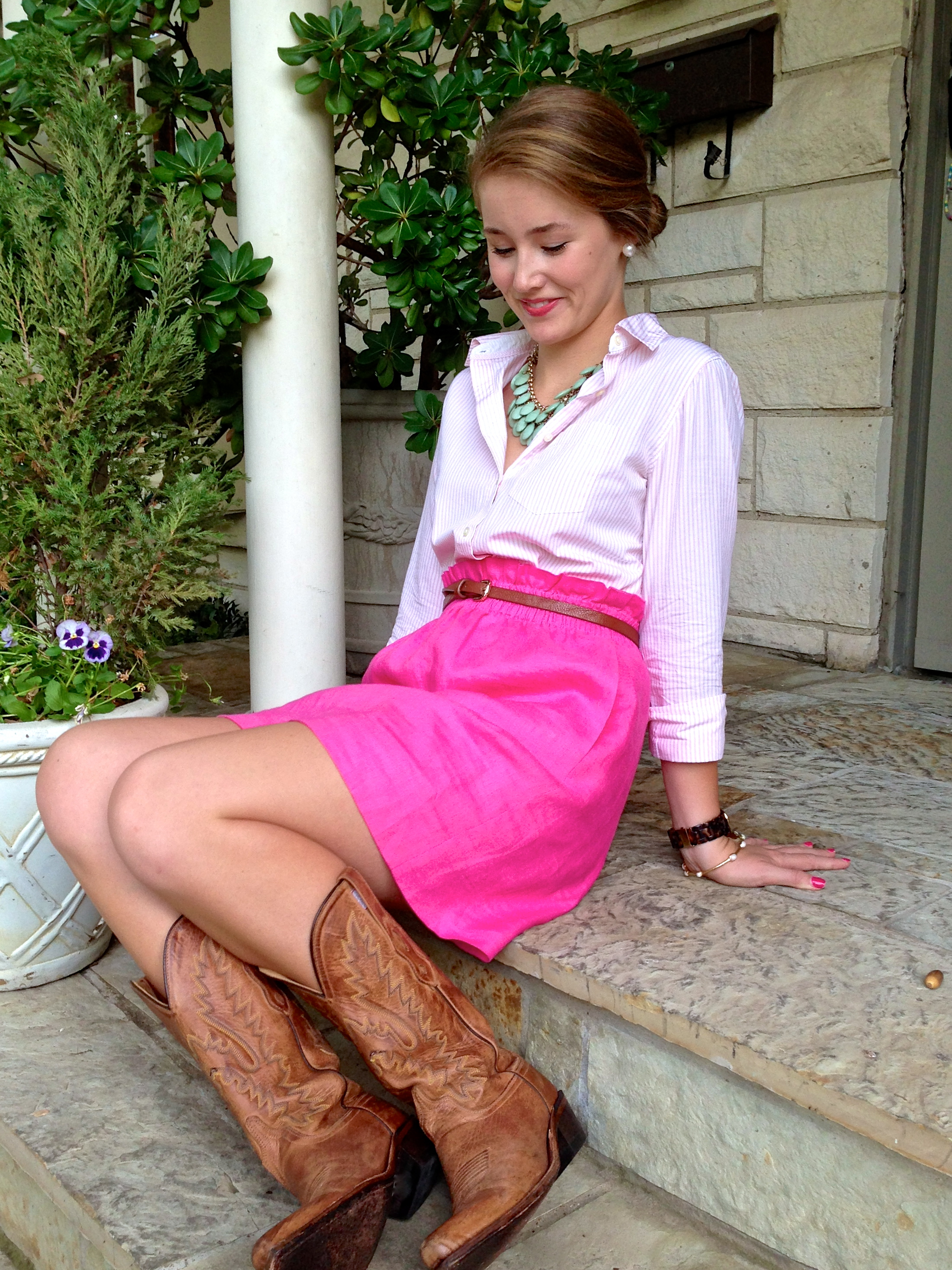 Preppy Southern Fashion