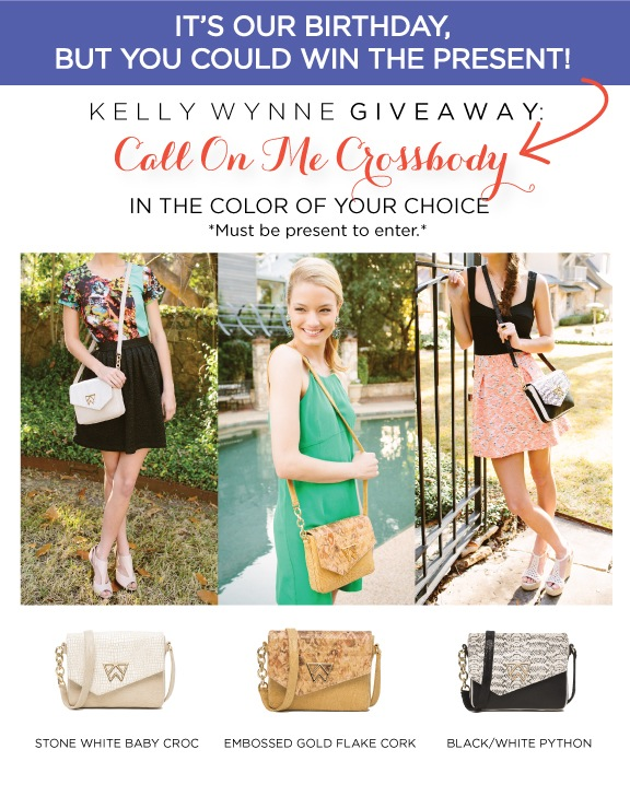 Kelly Wynne Purses