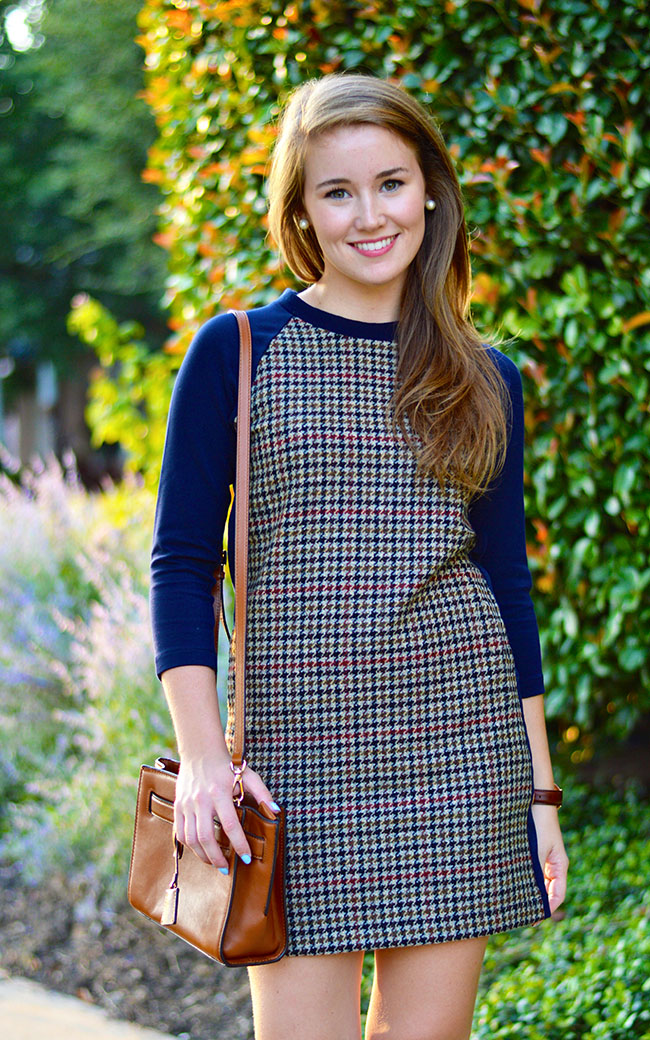J.Crew Tweed, J.Crew Tweed Blazer, Southern Style, Preppy Fall Style, Sorority Girl, Sorority Girl Style, Texas Girl, Texas Style, Dallas Blogger, Preppy College Blogger, Fall Fashion, Preppy Style