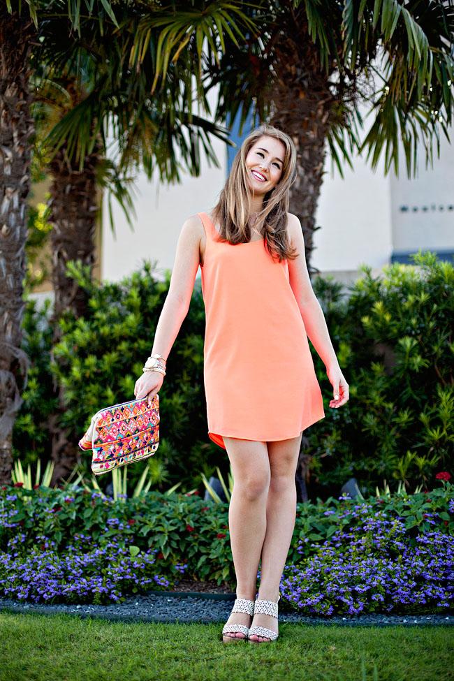 OrangeDress7
