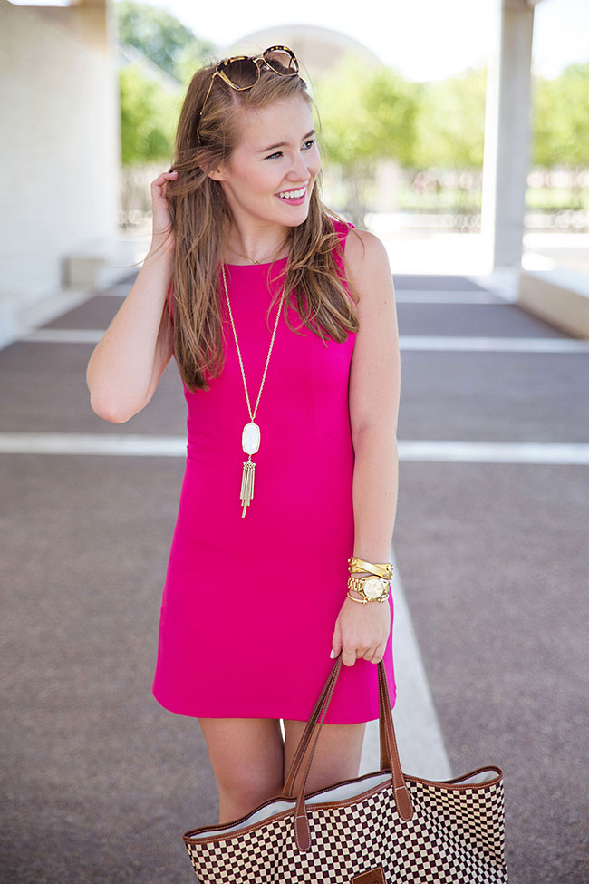 the little pink dress | a lonestar state of southern