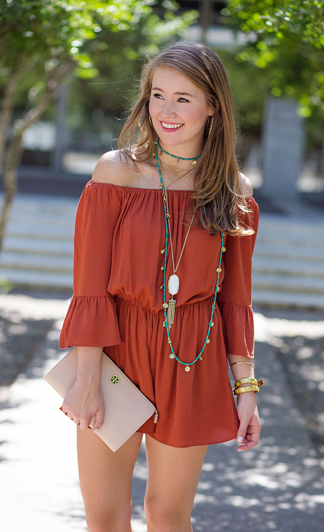 1cbb977aa83d ... tory · burnt orange romper