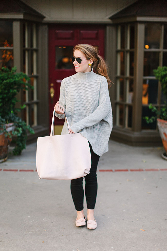 B GreySweater - 2