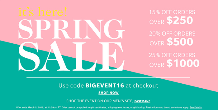 shopbopspringsale