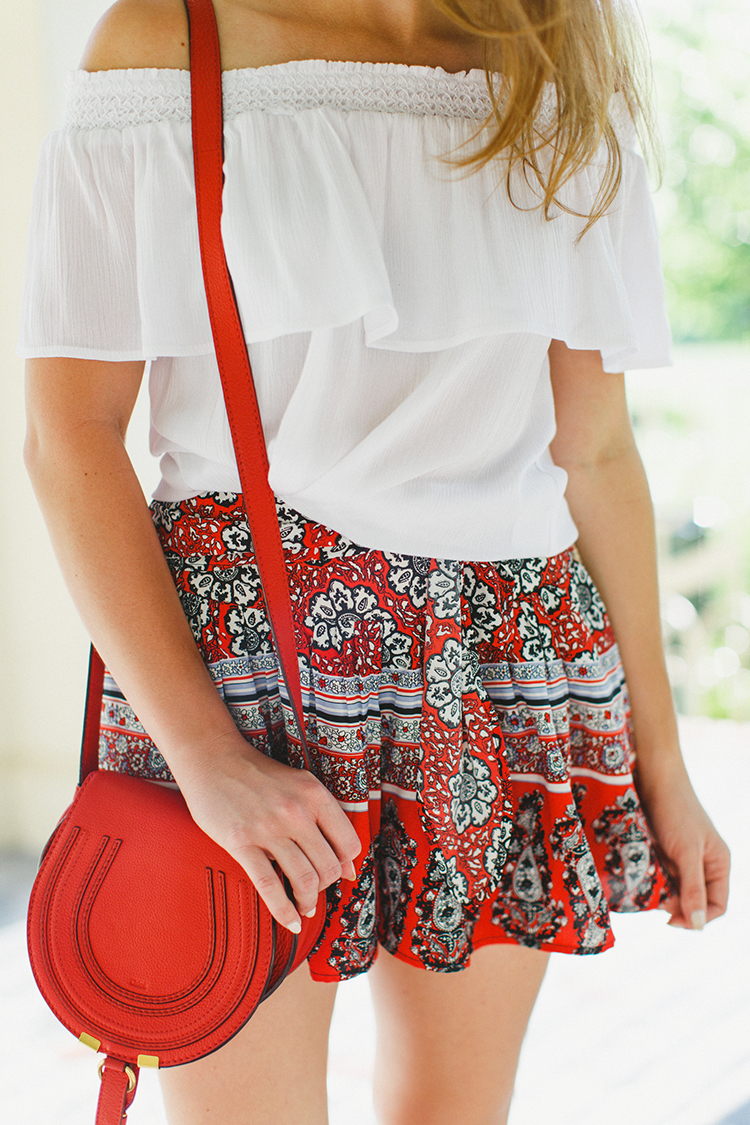 cutest summer shorts | a lonestar state of southern