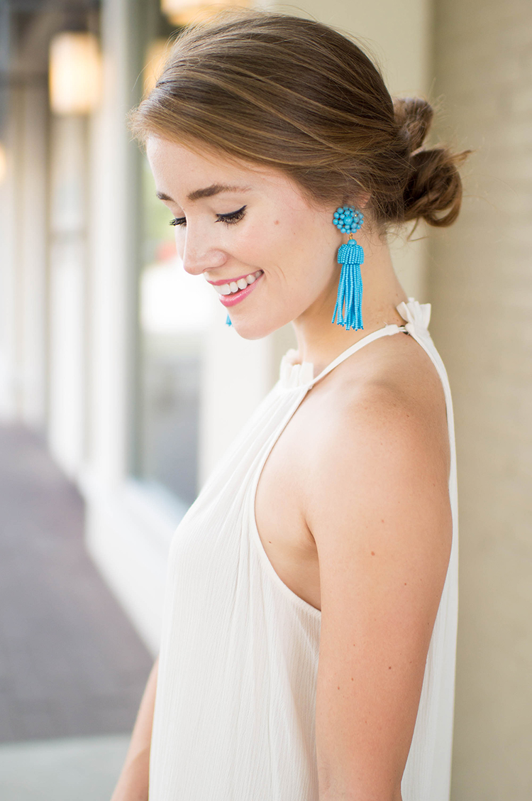 How To Wear It Tassel Accessories A Lonestar State Of
