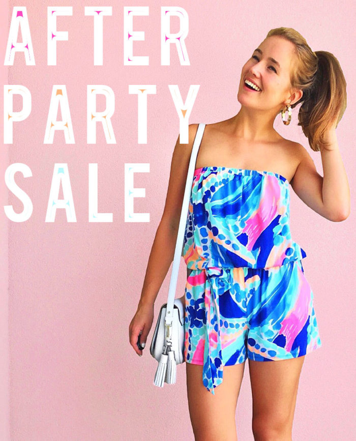 lilly pulitzer after party sale // my favorite finds