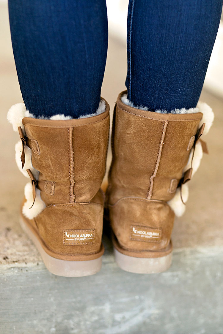 Koolaburra by UGG booties