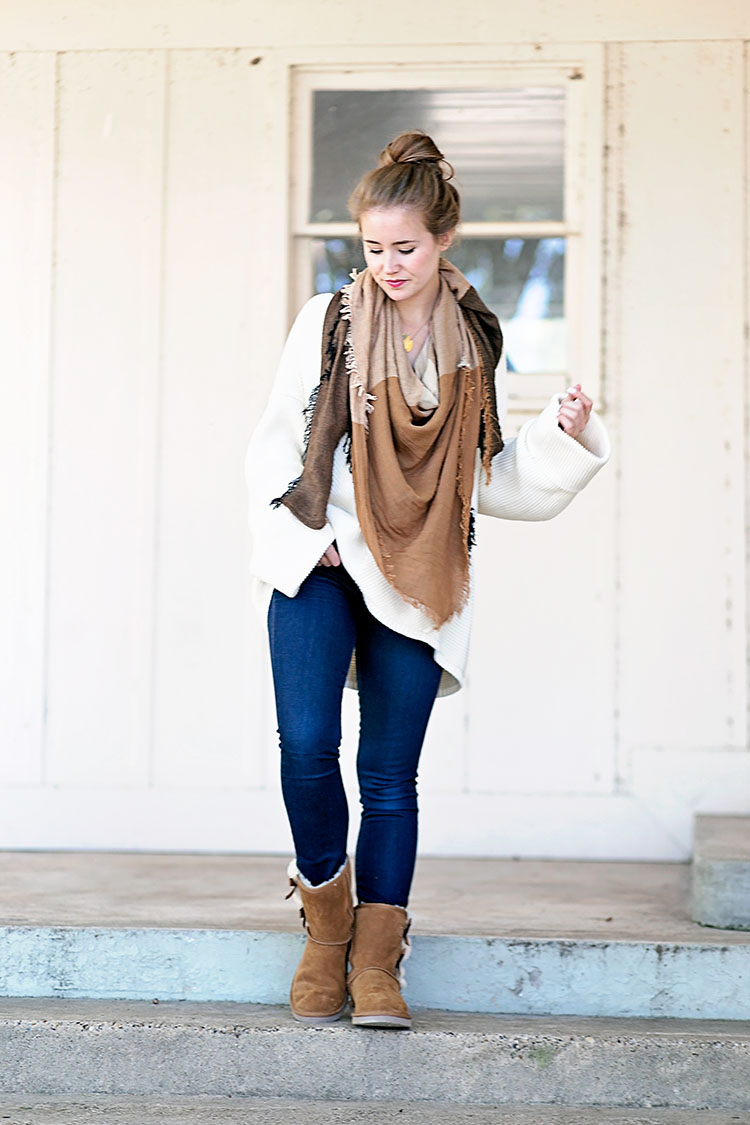 ugg fall outfit