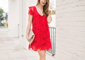 red christmas dress under $100