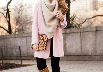 leopard print & pink
