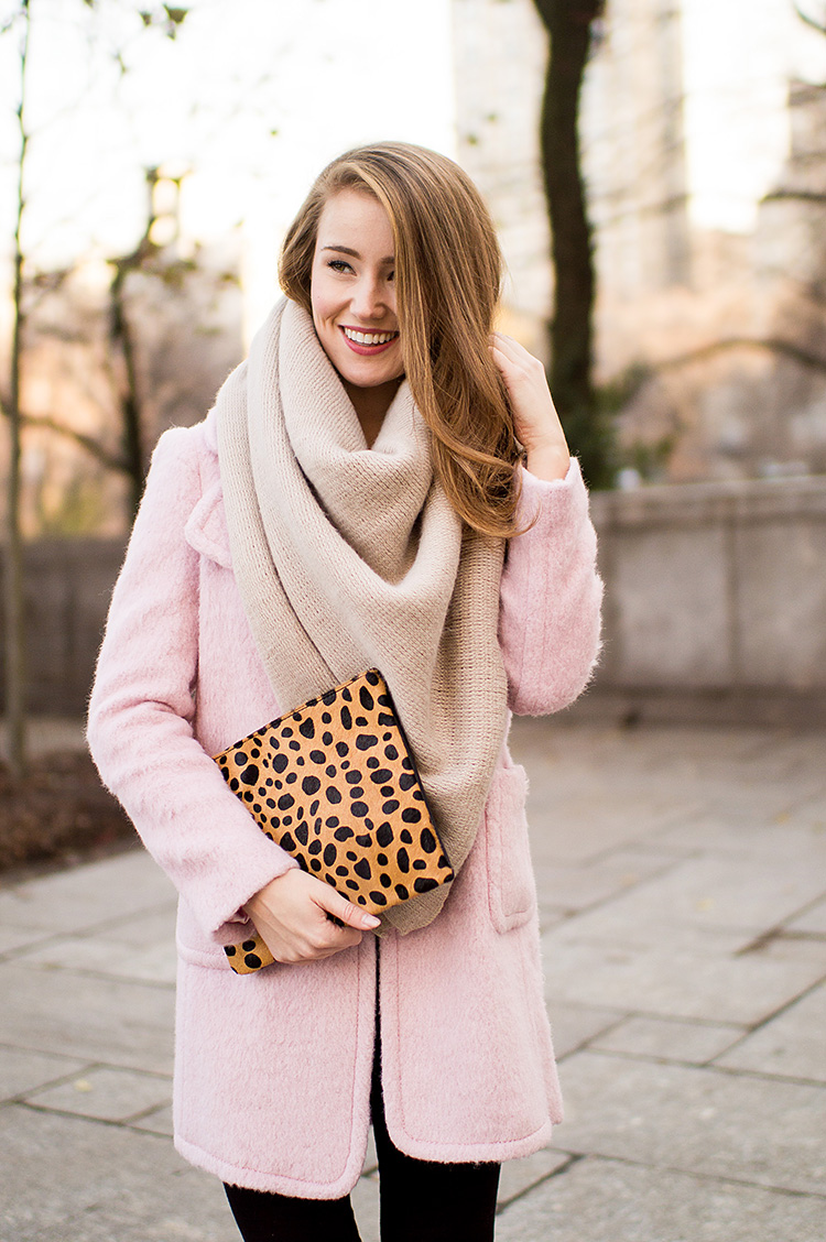 leopard print & pink | a lonestar state of southern