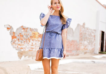 sweet cotton dress