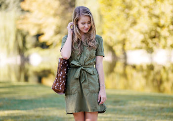 the everyday fall dress