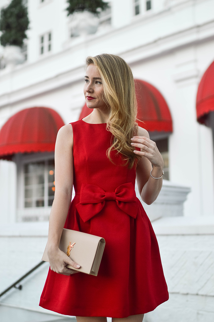 Red Dress Nordstrom