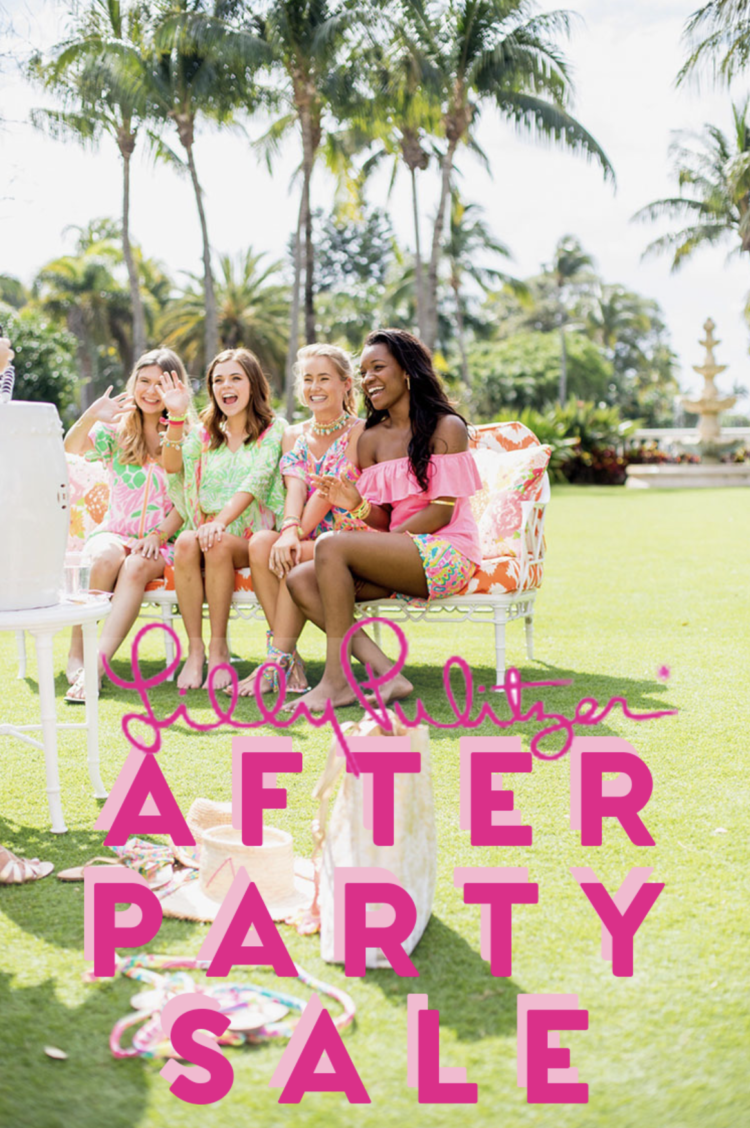 3ad3f9c57016d8 TODAY // Lilly Pulitzer After Party Sale 2018 | a lonestar state of ...