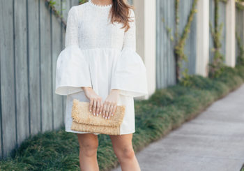 the one white dress you need this spring