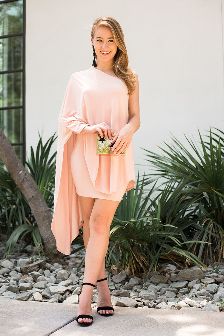 affordable wedding guest dress