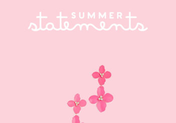 summer statements // 32 earrings i'm loving now