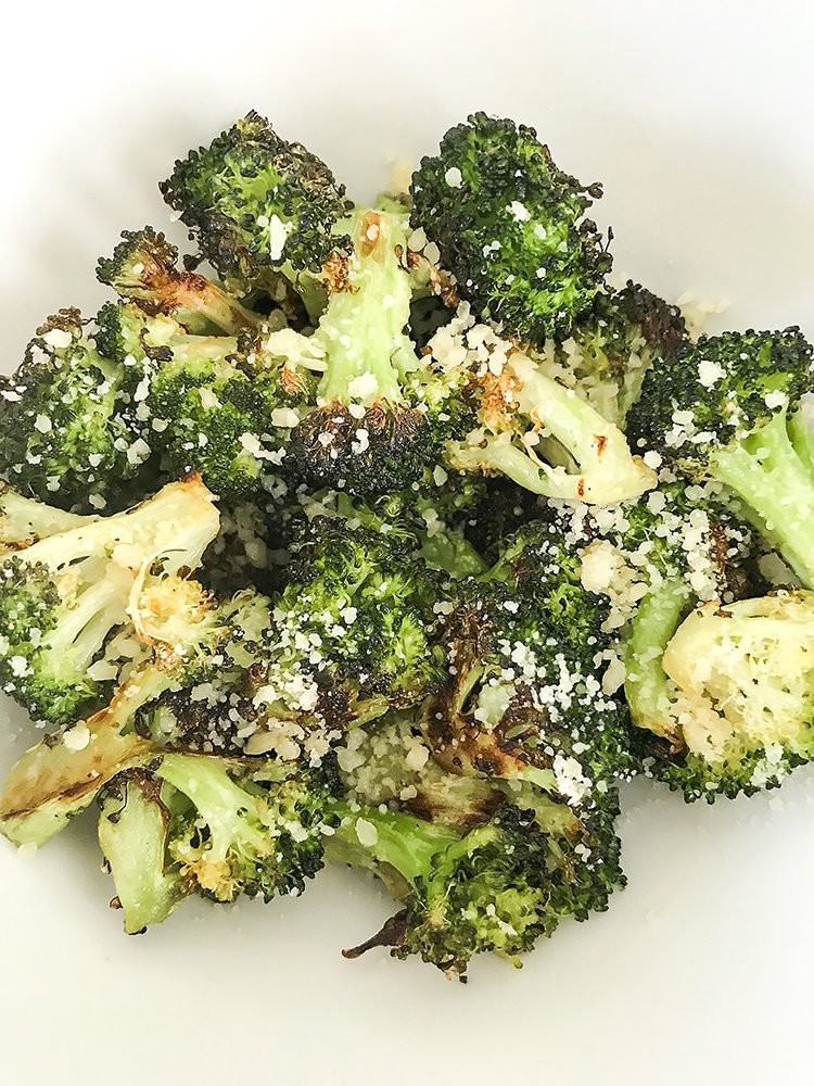 lemon parmesan broccoli recipe