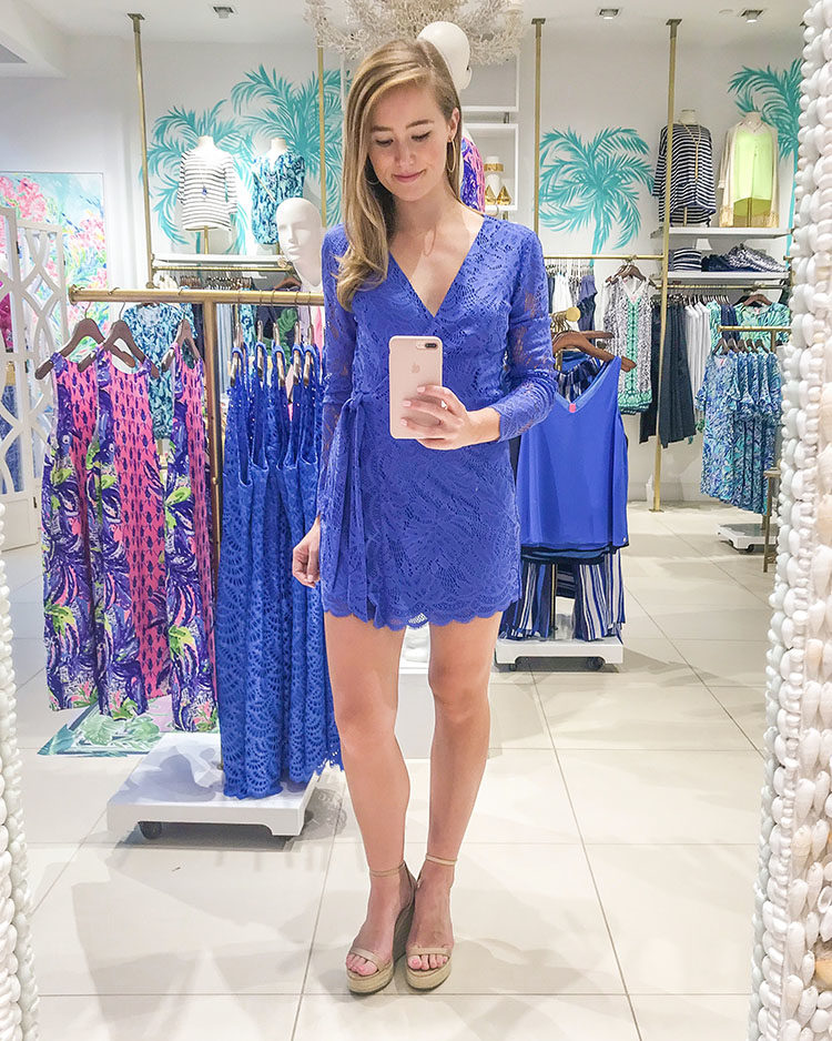 1409de849892 lilly pulitzer after party sale 2018 · Tiki Wrap Romper