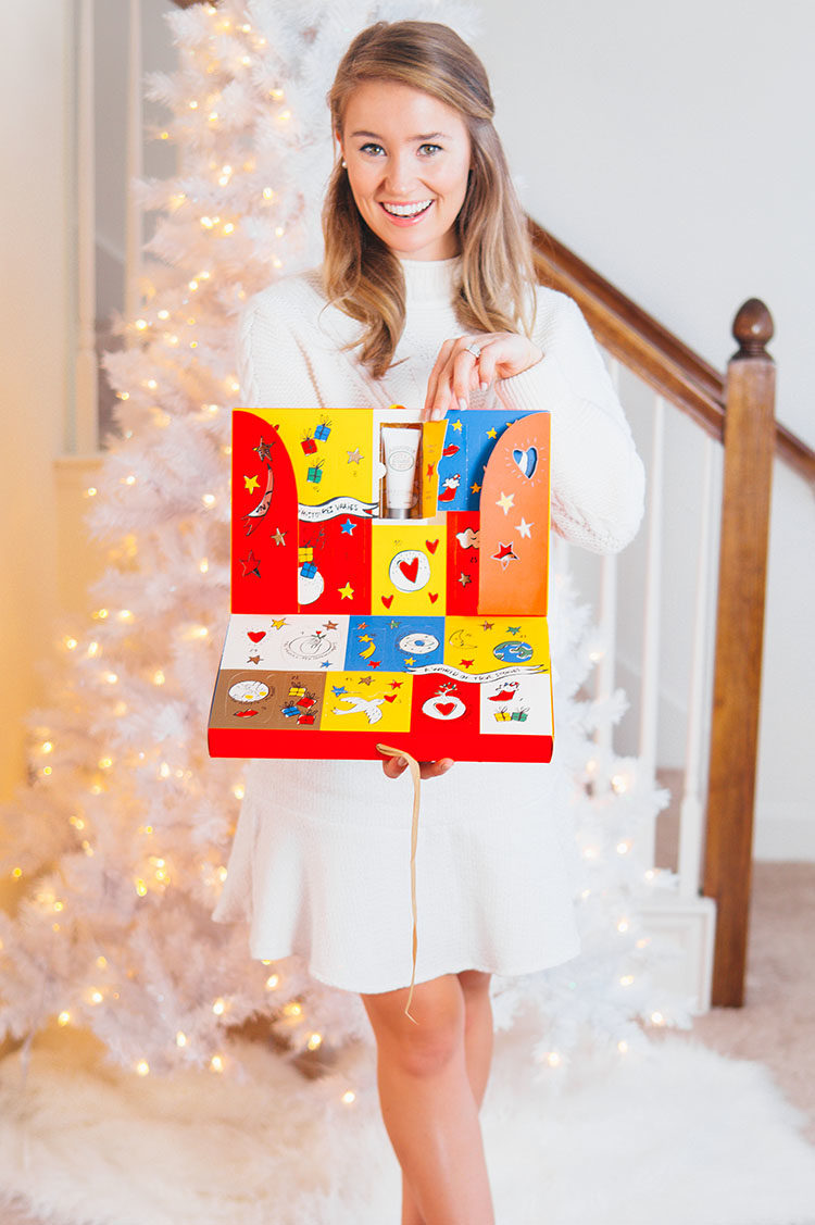 l'occitane signature advent calendar
