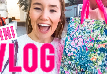 VLOG // 2019 lilly pulitzer after party sale