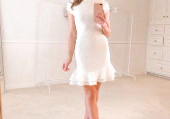 5 little white dresses i'm loving