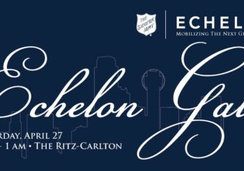 join me this weekend // echelon gala
