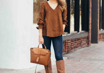 a favorite fall top