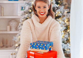 a beautiful & fun gift idea // l'occitane gift sets