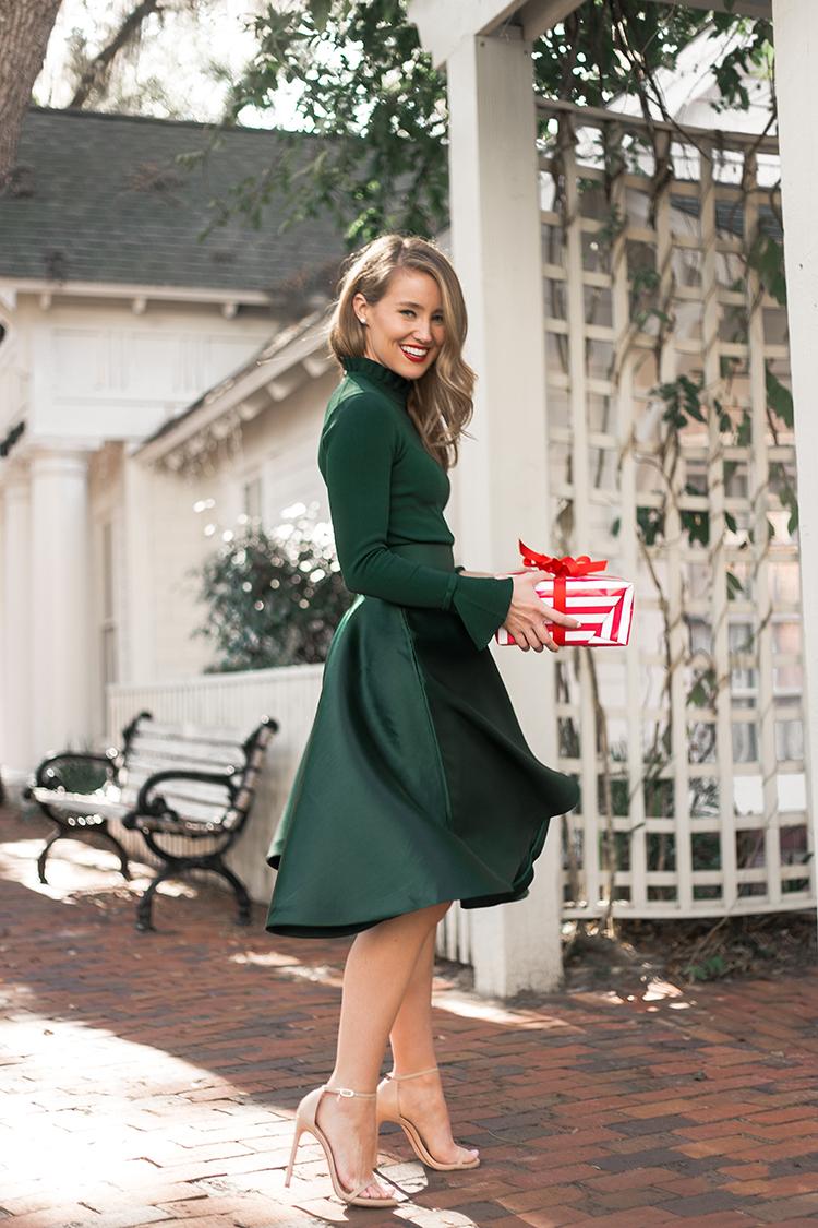 nordstrom black friday deals sneak peek, ted baker zadi fit and flare dress