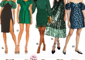 holiday dress guide 2019