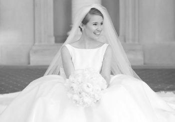wedding wednesday // my bridal portraits
