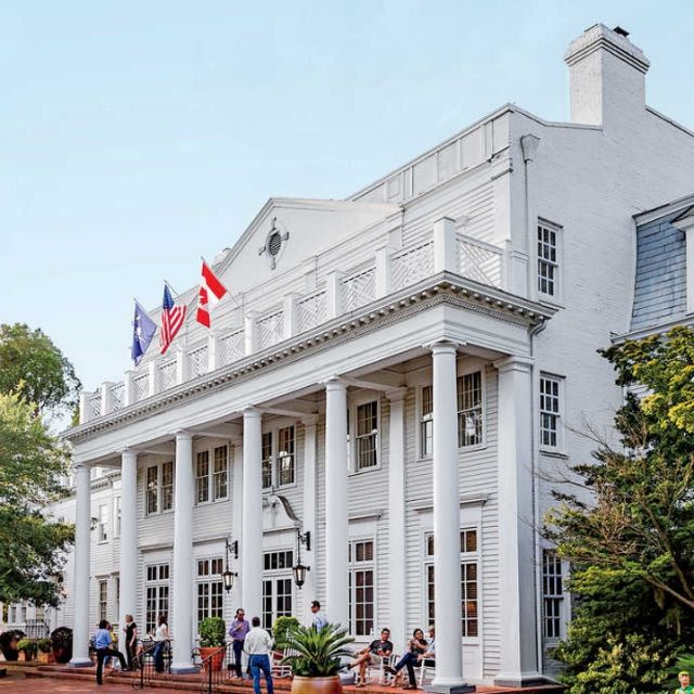 southern destinations, the wilcox hotel