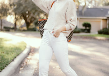 the perfect $19.99 pearl sweater