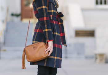 wandering d.c. in the perfect wrap coat
