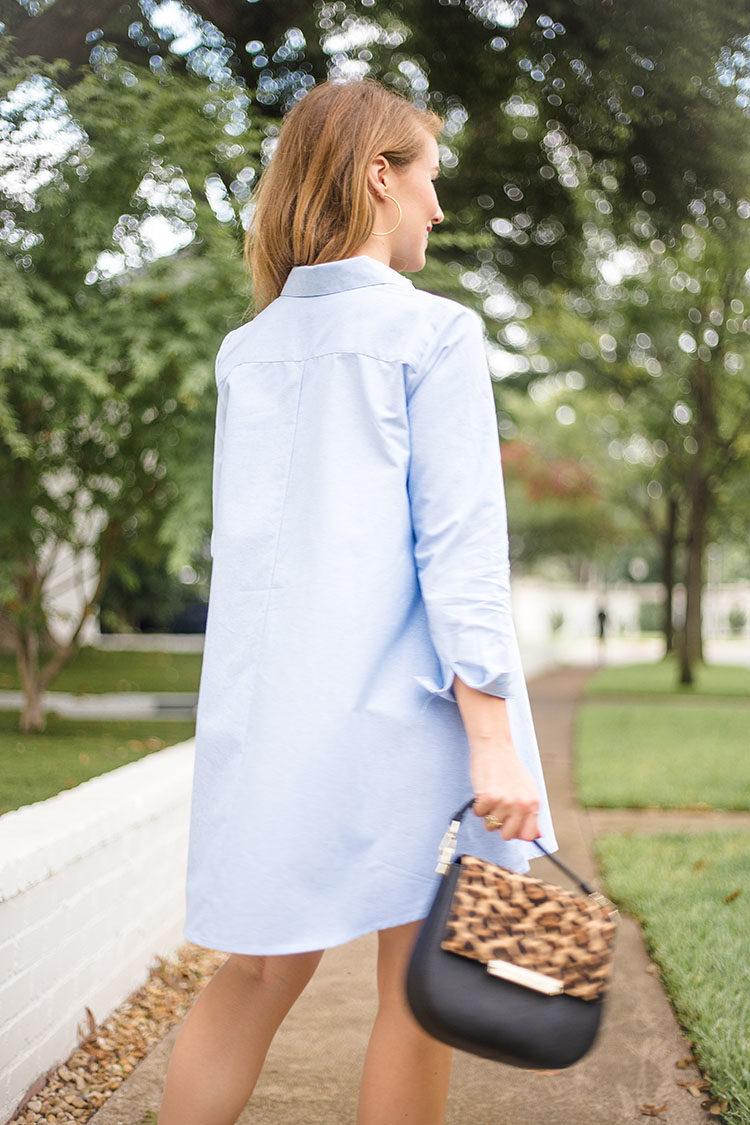 bb dakota shirt dress