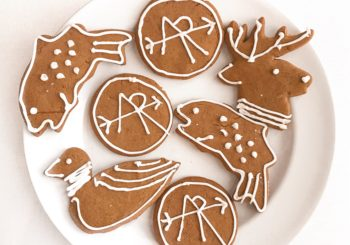 my favorite gingerbread cookie recipe