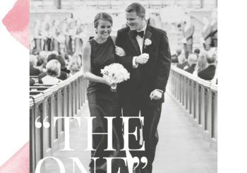 "wedding wednesday no. 8 // how i knew andrew was ""the one"""