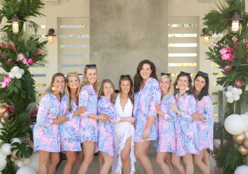 bachelorette weekend recap no. 3 // the poolside brunch