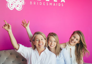 wedding wednesday no. 27 // choosing my bridesmaid dresses with bella bridesmaids