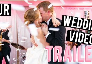 TRAILER // our wedding video