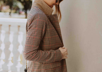 the perfect plaid blazer // where to find the cutest coats this season