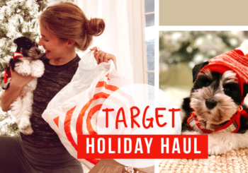 video // target holiday haul
