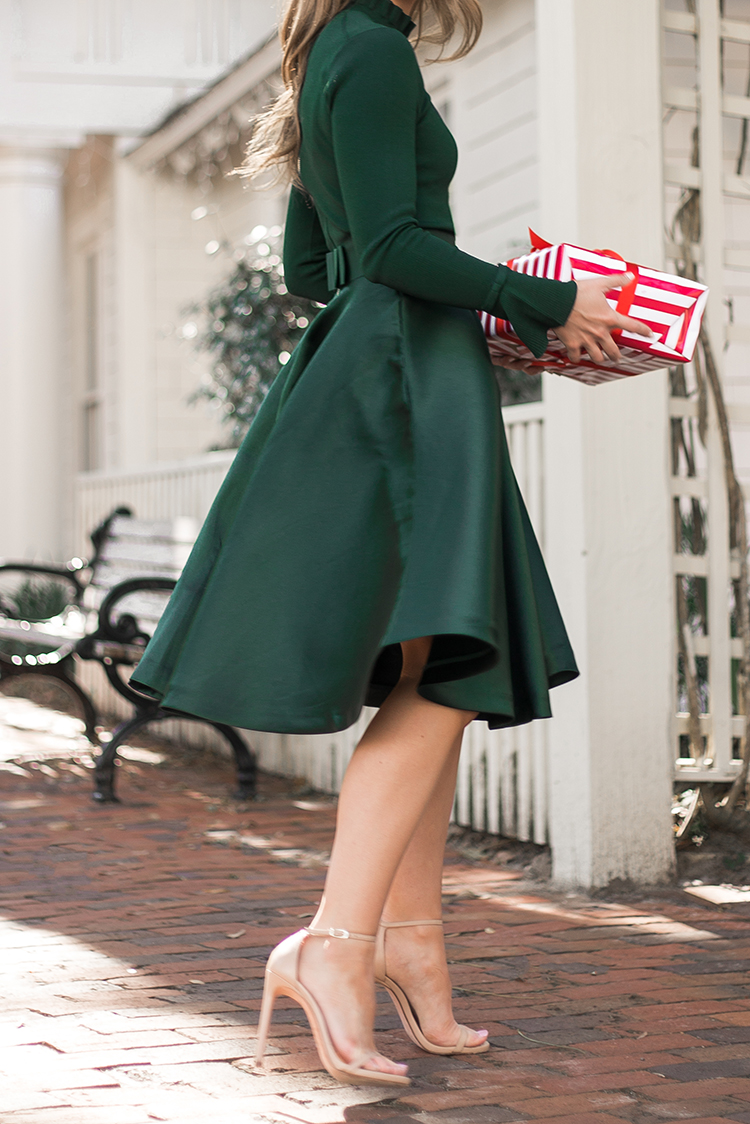 nordstrom black friday deals sneak peek, ted baker zadi fit and flare dress