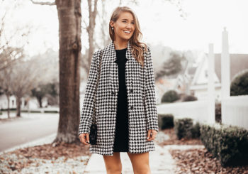 holidays in houndstooth