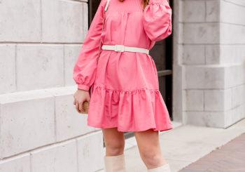 pink dress roundup