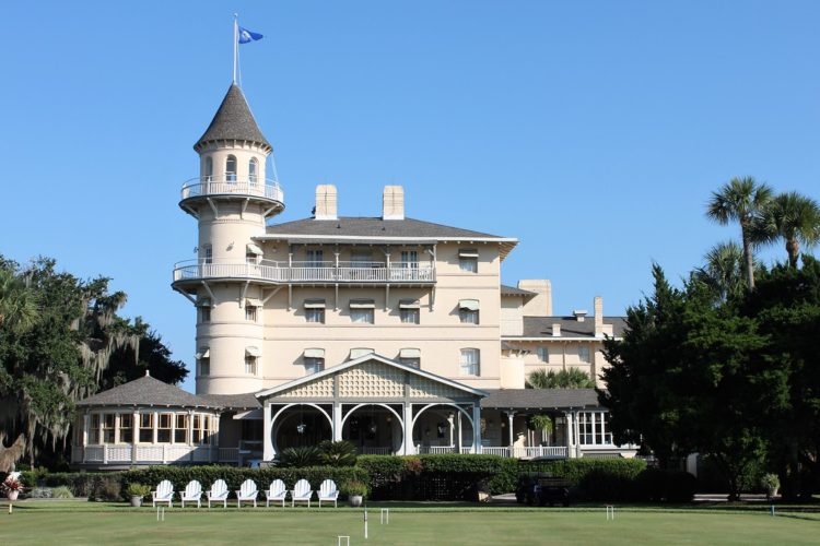 southern destinations, jekyll island resort
